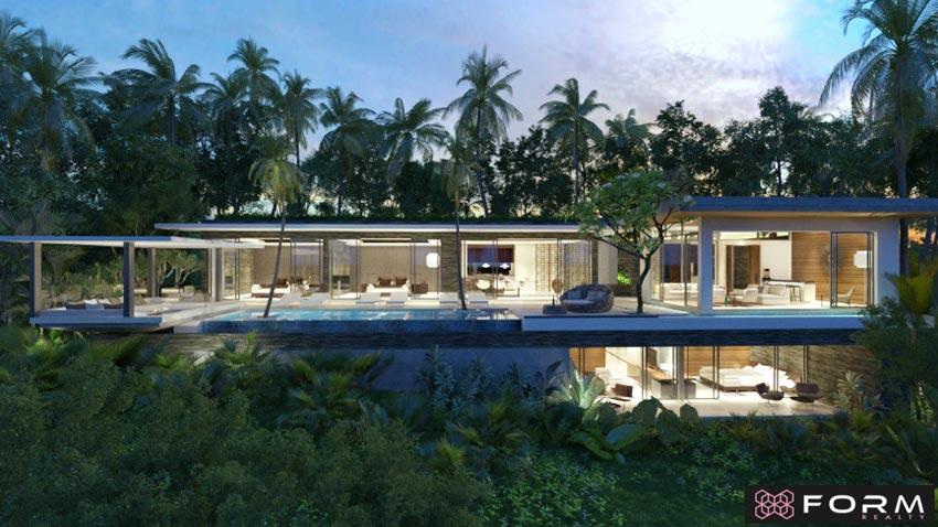 Icon Luxury Residences Contemporary Villas On Koh Samui