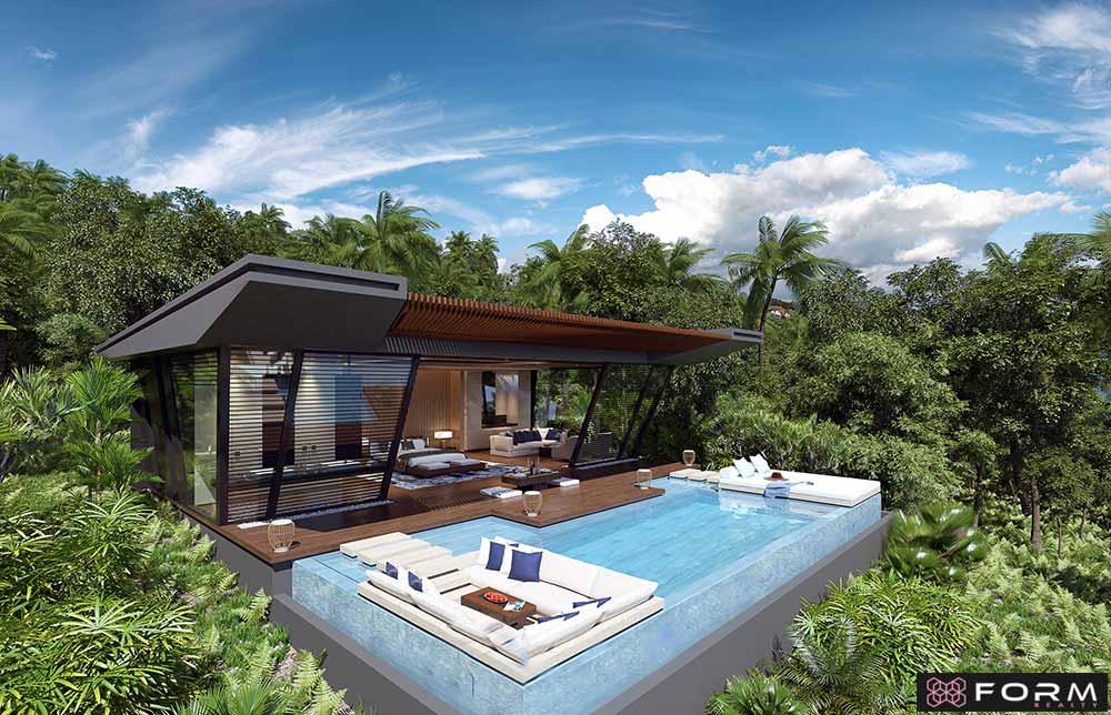 Bed Villas For Rent Phuket